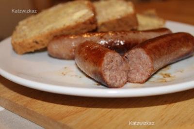 Oldfarm Pork Sausages Brown Bread