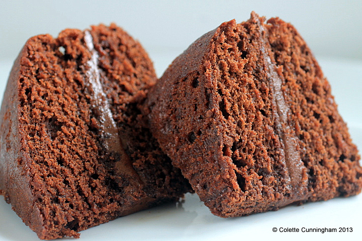 Chocolate Sandwich Cake