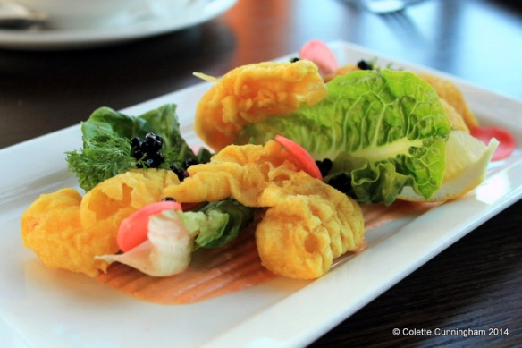 Tempura Prawn Starter *Specials* Menu