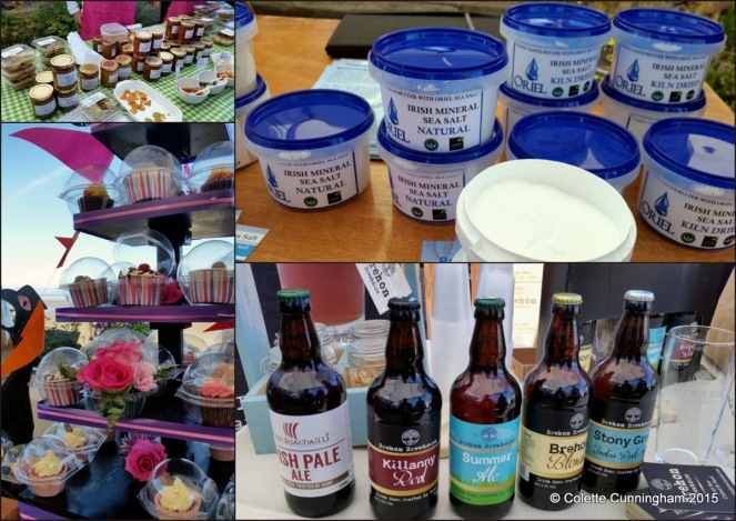 Kamal Kainth - Chutney Indian Snacks and Catering, Oriel Sea Salt, Orin Cupcakes and Flowers, Brehon Brewhouse Beers