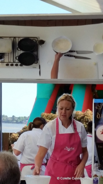 Ms. Tara Walker, Owner and Tutor, East Coast Cookery School